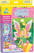 Sticky Mosaics: Sparkling Fairies