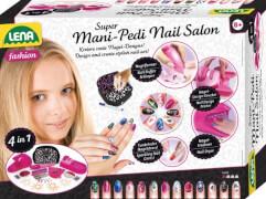 Fashion Mani-Pedi Nail Salon, Faltschachtel