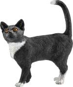 Schleich Farm World Bauernhoftiere - 13770 Katze, stehend, ab 3 Jahre