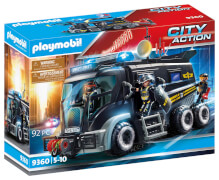 PLAYMOBIL 9360 SEK-Truck mit Licht und Sound