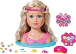 Zapf BABY born® Sister Styling Head, ab 3 Jahren