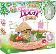 TOMY, My Fairy Garden Spielzeugset, Magischer Feen Garten (mit Samen), ca. 27,6x26,4x4,8 cm, ab 4 Jahren