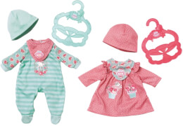 Zapf My Little Baby Annabell®  Kuschel Outfit, sortiert