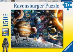Ravensburger 10016 Puzzle Im Weltall 150 Teile