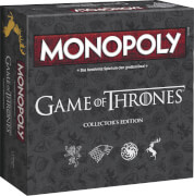 Monopoly Games of Thrones Collectors Edition