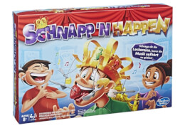 Hasbro E2420100 Happen Schnappen, ab 2 Spieler, ab 8 Jahren