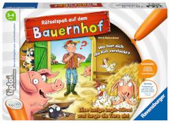 Ravensburger 00830 tiptoi® Rätselspaß auf dem Bauernhof