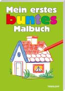 Tessloff Mein erstes buntes Malbuch (grün)