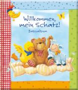 Ars Edition Willkommen mein Schatz - Babyalbum