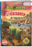 SCHLEICH®Dino Stickerbuch für Entdecker