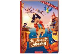 Käpt'n Sharky - Das Buch zum Film, gebundenes Buch, 112 Seiten, ab 5 - 7 Jahre