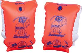 Happy People BEMA-Schwimmflügel, 0 - 1 Jahre, 0-11 kg, Gr. 00, orange