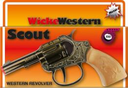 100er Westerncolt Scout ca. 13,5 cm, Box
