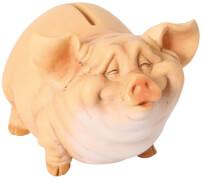 Spardose Charakterschwein