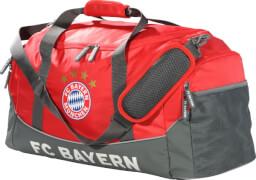 FC Bayern Sporttasche FC Bayern rot