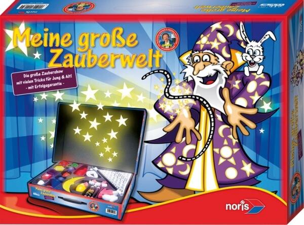 NORIS Spiele Meine große Zaubershow Zauberartikel & -tricks